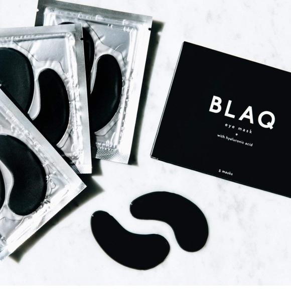 BLAQ Other - NYT BLAQ Hydrogel Eye Mask with Hyaluronic Acid.